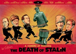 Death of Stalin alternative movie poster