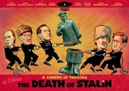 Death of Stalin alternative movie poster
