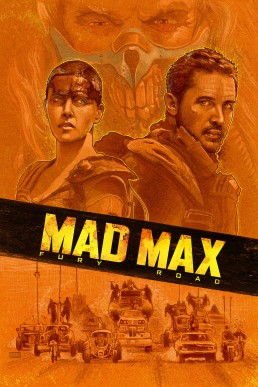 Mad Max Fury Road alternative movie poster