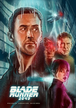 Blade Runner 2049 alternative movie poster