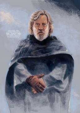 The Last Jedi alternative movie poster