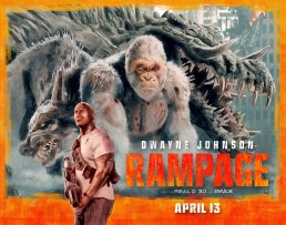 Rampage alternative movie poster v2a