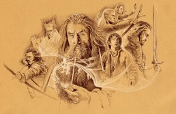 The Hobbit illustration