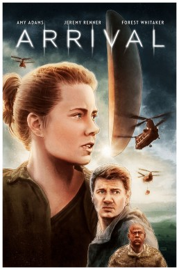 Arrival alternative movie poster