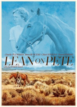 Lean on Pete alternative movie poster