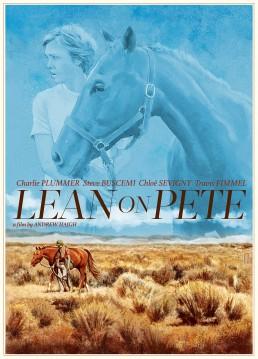 Lean on Pete alternative movie poster