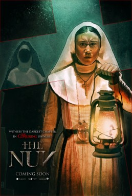 The Nun alternative movie poster