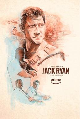 Jack Ryan alternative poster