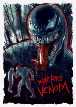 venom alternative movie poster