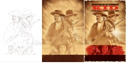 the-kid-alternative-movie-poster-process