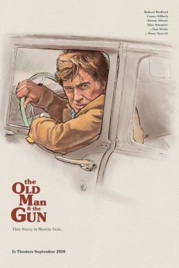 the-old-man-and-the-gun-alternative-movie-poster