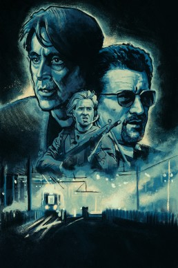 heat alternative movie poster