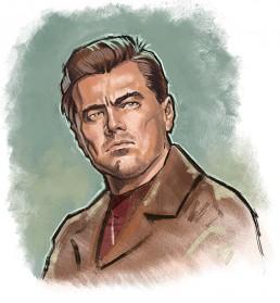 Leonardo DiCaprio sketch