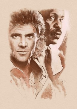 lethal-weapon-sketch
