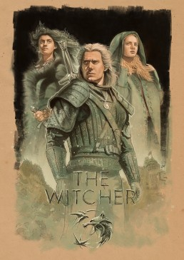 the-witcher-alternative-poster-with-logo