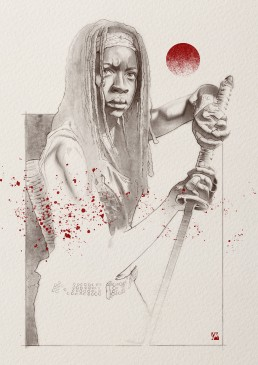 michonne-illustration