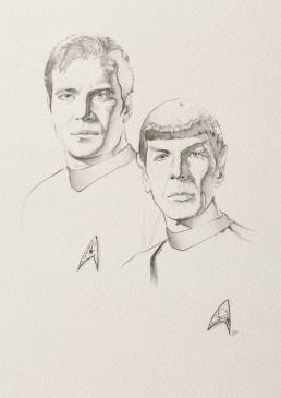 star-trek-illustration-pencil