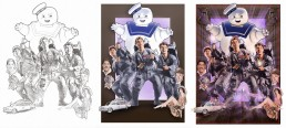 ghostbusters-alternative-movie-poster-process