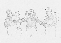 ghostbusters-sketch