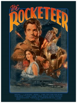 the-rocketeer-alternative-movie-w-text-poster