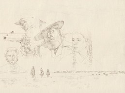 true-grit-alternative-movie-poster-sketch