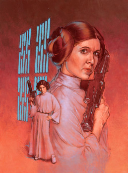 star-wars-leia-poster